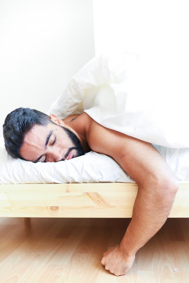 لماذا يتعب الرجل عند القذف